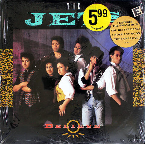 "The Jets Vinyl 12"""