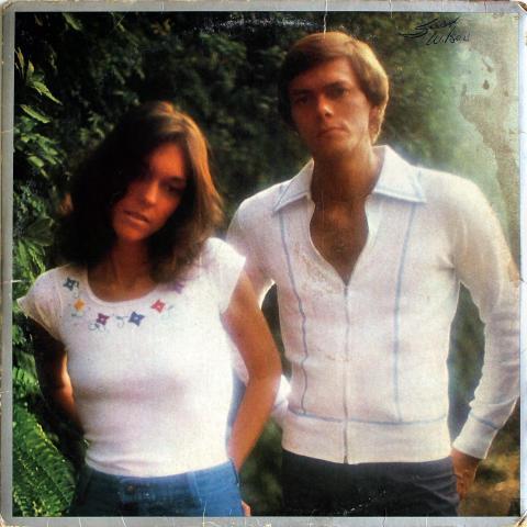 """Carpenters Vinyl 12"""""""