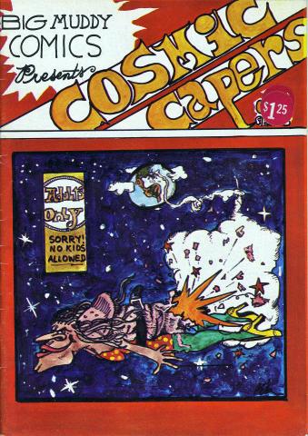 Cosmic Capers