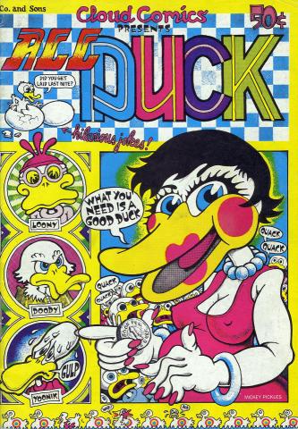 All Duck Vol. 1 No. 1
