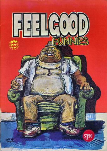 Rip Off Press: Feelgood Funnies #1