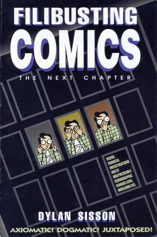 Filibusting Comics: The Next Chapter