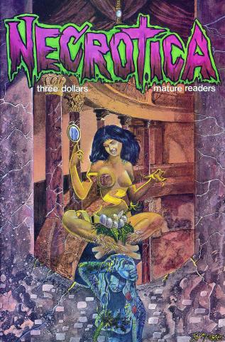 Fathom Press: Necrotica #1