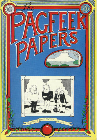Kitchen Sink: The Pagfeek Papers