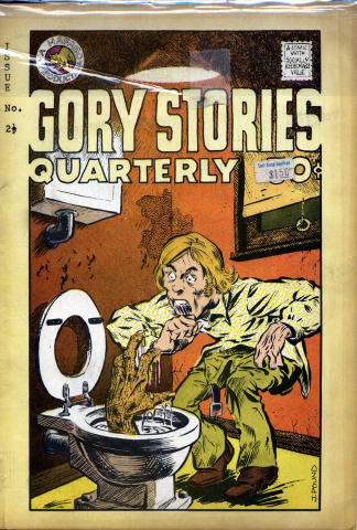 Gory Stories Quarterly Issue No. 2 1/2