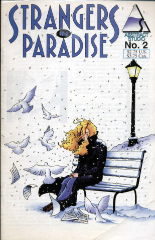 Strangers in Paradise No. 2