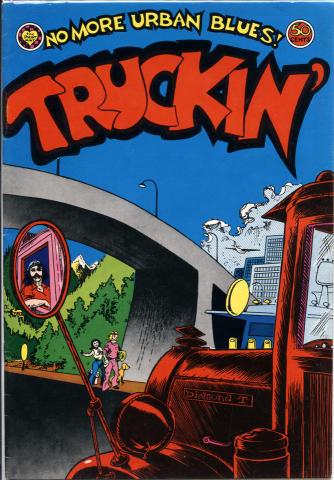 The Print Mint: Truckin' No. 1