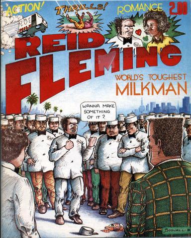 Reid Fleming, World's Toughest Milkman Vol. 1 No. 1