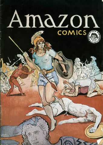 Rip Off Press: Amazon Comics