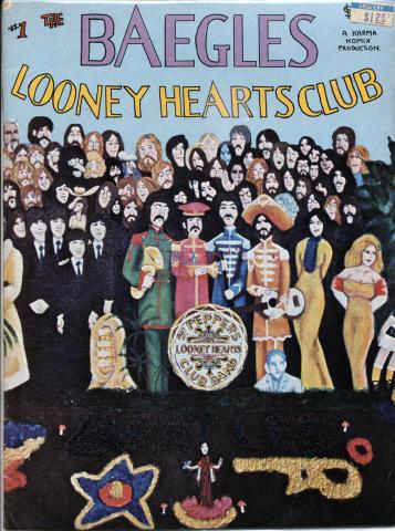 Baegles- Looney Hearts Club