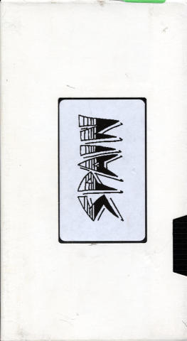 Portrait Of An Underground Cartoon Artist VHS