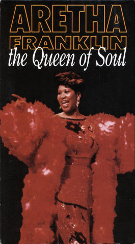 Aretha Franklin: The Queen Of Soul VHS