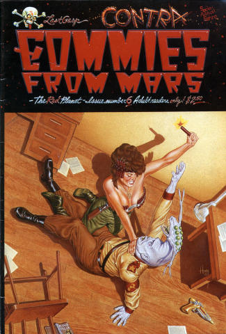 Last Gasp: Commies from Mars #6