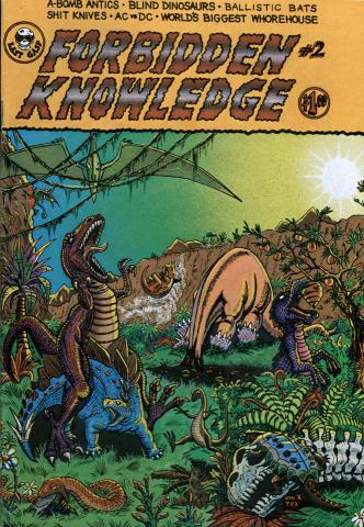 Last Gasp: Forbidden Knowledge #2