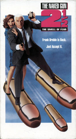 Naked Gun 2 1/2: The Smell Of Fear VHS