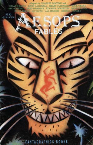 Fantagraphics: Aesop's Fables #1