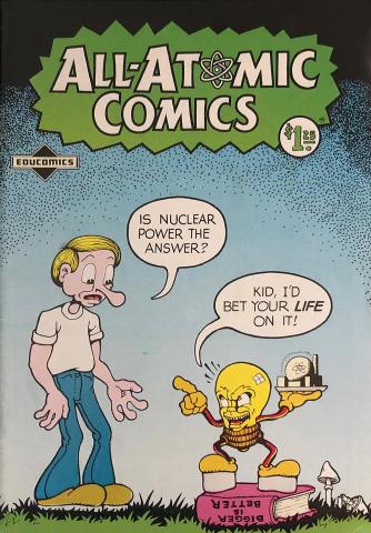 Last Gasp: All-Atomic Comics