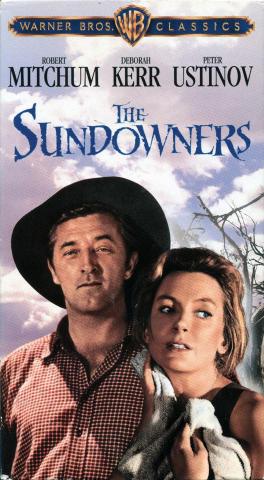 The Sundowners VHS