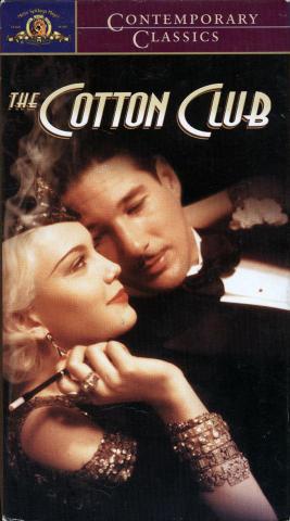 The Cotton Club VHS
