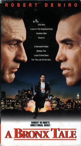 A Bronx Tale VHS