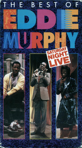 The Best of Eddie Murphy VHS