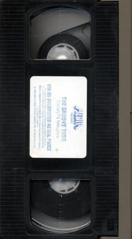 The Groove Tube VHS