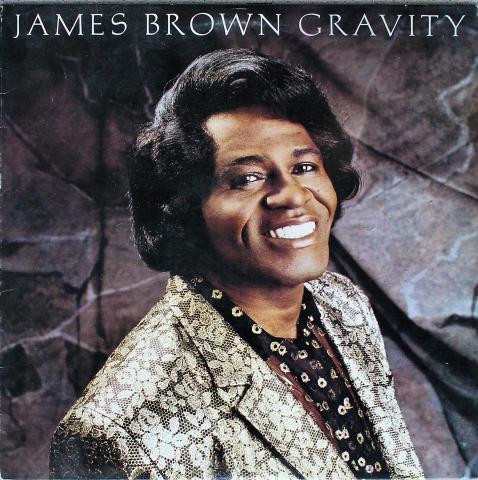 "James Brown Vinyl 12"""