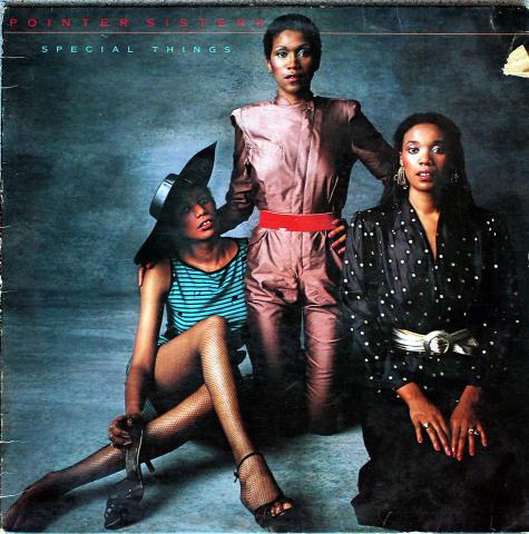 "Pointer Sisters Vinyl 12"""