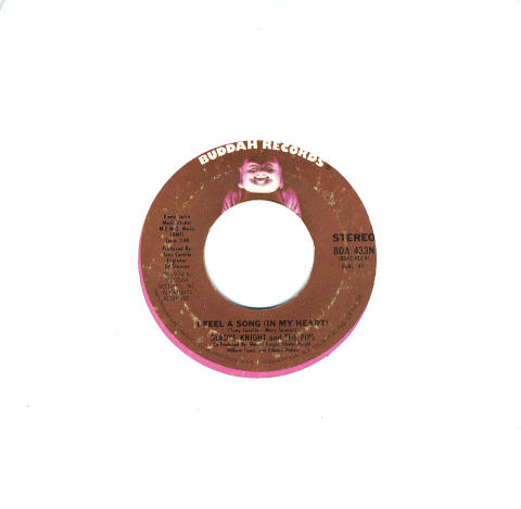 """Gladys Knight and the Pips Vinyl 7"""" (Used)"""