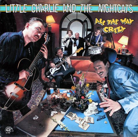 """Little Charlie And The Night Cats Vinyl 12"""""""