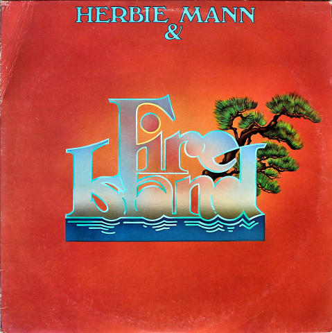 "Herbie Mann & Fire Island Vinyl 12"""