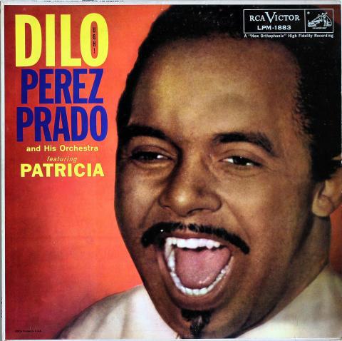 "Perez Prado and His Orchestra Vinyl 12"""
