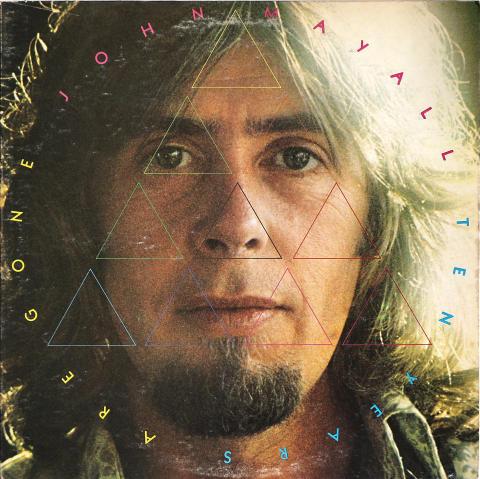 "John Mayall Vinyl 12"""
