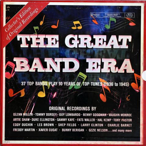 "The Great Band Era Vinyl 12"""