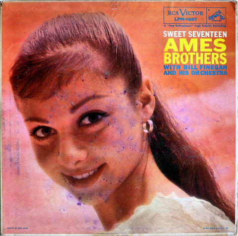"""The Ames Brothers Vinyl 12"""" (Used)"""
