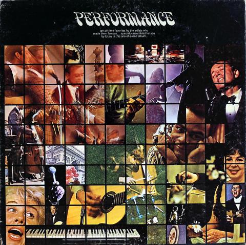 "Vic Damone Vinyl 12"""