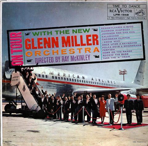 """Glenn Miller Orchestra Vinyl 12"""""""