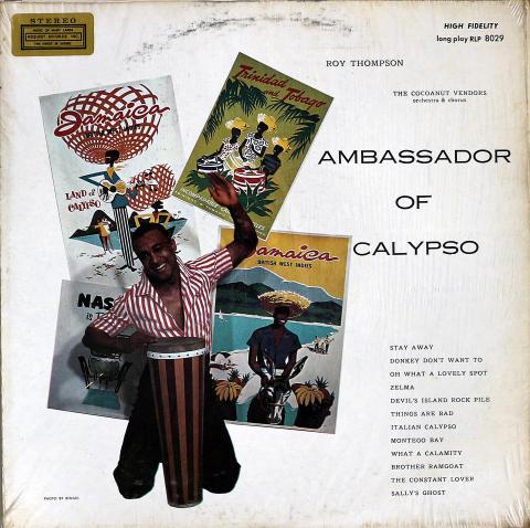 """Roy Thompson Vinyl 12"""""""