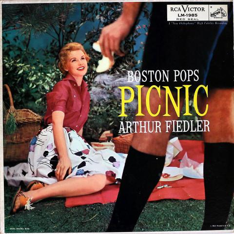 "Boston Pops Vinyl 12"""