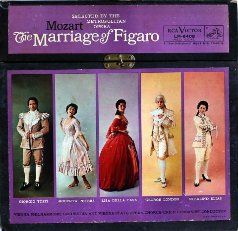 """Mozart Vinyl 12"""""""