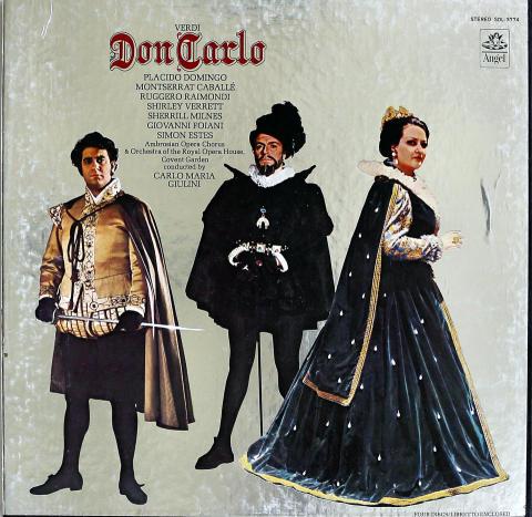 """Giuseppe Verdi Vinyl 12"""""""
