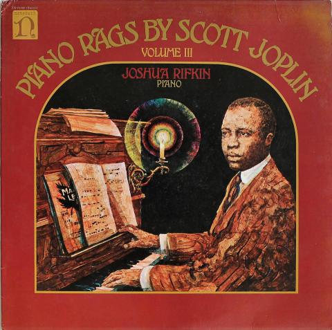 """Scott Joplin Vinyl 12"""""""