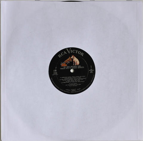 """The Ames Brothers Vinyl 12"""""""