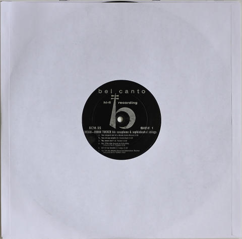 """Orrin Tucker Vinyl 12"""""""