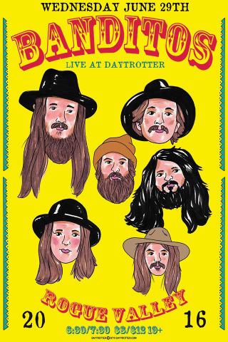 Banditos Poster