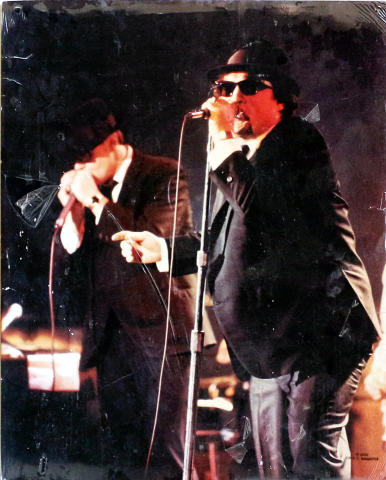 The Blues Brothers Vintage Print
