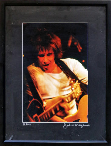 Greg Kihn Framed Fine Art Print