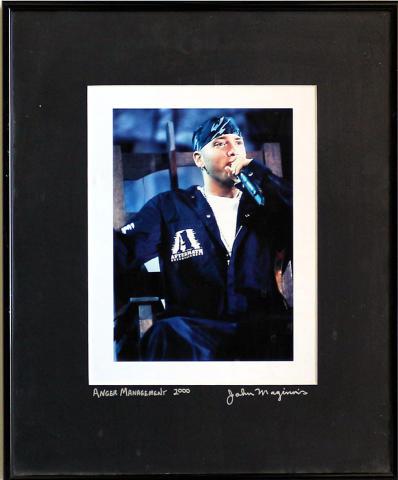 Eminem Framed Fine Art Print
