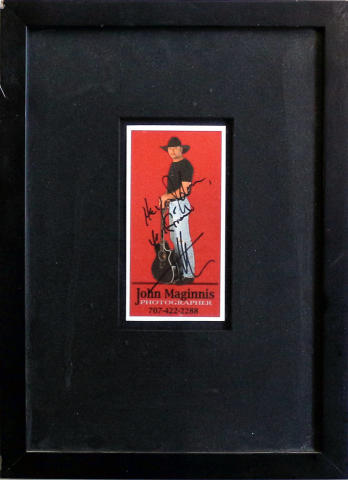 Tim McGraw Framed Handbill