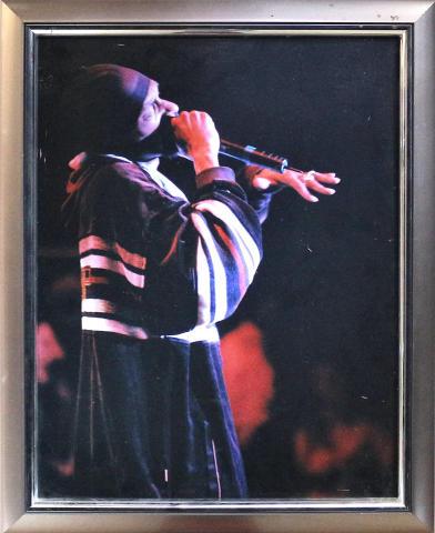 Snoop Dogg Framed Vintage Print